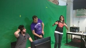 Behind the scenes with the Lame Games Marathon