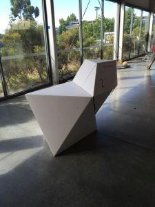 Designed by Fold Theory. Photo courtsey of Keaton Okkonen