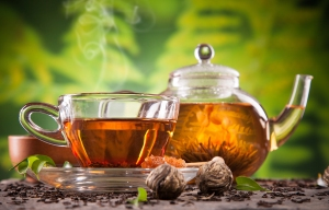 There are so many different types of teas and lots of them have a range of health benefits (image thanks to Healthista and Bigstock)