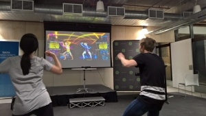 Dance Central 2 keeps hackers entertained at night