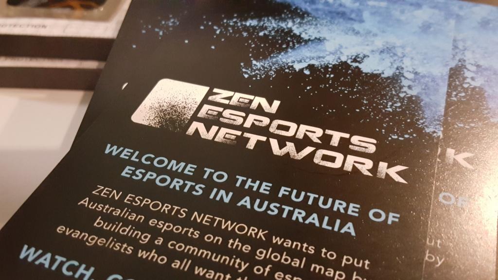 Australian finest eSports venutre